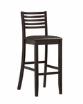 Triena Collection 30''H Ladder Bar Stool [01864ESP-01-KD-U-FS-LIN]