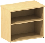 300 Series 30'' W Lower Bookcase Cabinet - Natural Maple [300SBK302AC-FS-BBF]