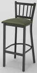 3309 Series Cafe Barstool with Upholstered Seat [BR3309-IFK]