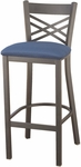3310 Series Cafe Barstool with Upholstered Seat [BR3310-IFK]