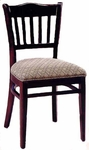 347 Side Chair with Upholstered Seat - Grade 1 [347-GRADE1-ACF]
