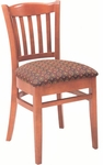 348 Side Chair with Upholstered Seat - Grade 1 [348-GRADE1-ACF]