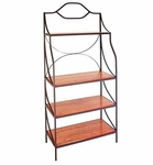 36'' Contemporary Display/Baker's Rack [CE36G-Z-FS-GCM]