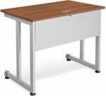 23.75'' D x 35.50'' W Modular Training and Utility Table - Cherry Finish [55139-CHY-MFO]