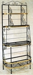 36'' W French Bow Baker's Rack [36BFA-FS-GCM]