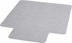 36'' x 48'' Carpet Chair Mat with Lip [MAT-CM11113FD-GG]