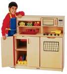 4-in- 1 Kitchen Activity Center [0287JC-JON]