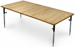 4-Leg Expando Adjustable Activity Table - 26 - 34''H [HAU-4342-FS-HAUS]