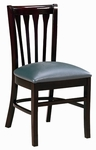 401 Side Chair with Upholstered Seat - Grade 1 [401-GRADE1-ACF]