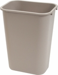 41.25 Quart Waste Can - 11''W x 15.25''D x 19.88''H [TRSHCAN-VCO]