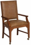 4473 Arm Chair w/ Casters - Grade 1 [4473-GRADE1-ACF]