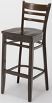 4500 Series Cafe Wood Barstool [BR4505-WOOD-IFK]