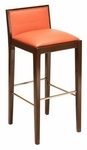467 Bar Stool w/ Upholstered Back & Seat - Grade 2 [467-GRADE2-ACF]