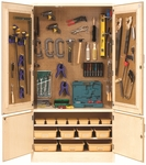 48'' All-Purpose Tool Storage Cabinet [TETC-40-SHA]