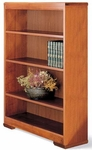 48 Traditional Series Open Bookcase [4836-FS-HALE]