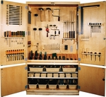 48'' Woodworking Tool Cabinet Storage [TC-4810-SHA]