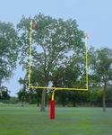 5.56'' Gooseneck Football Goalpost - Set of 2 [FB55CG-SY-BIS]