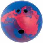 5 lbs Lightweight Rubber Bowling Ball [BP45-FS-CHS]