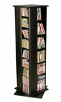 56'' Large Revolving Media Tower [2392-FS-VH]