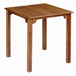550 Dining Table: Transitional Legs [550-ACF]