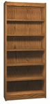 6-Shelf Bookcase Starter [3265-S-IRO]