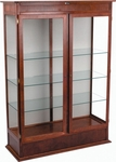 650 Classic Series Hinged Door Display Case [650M-CLA]