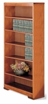 72 Traditional Series Open Bookcase [7236-FS-HALE]