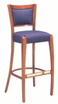 785 Bar Stool w/ Upholstered Back & Seat - Grade 1 [785-GRADE1-ACF]