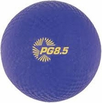 8.5'' Playground Ball in Purple [PG85PR-FS-CHS]