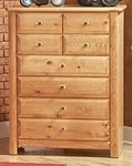 8 Drawer Chest - Caramel [3534537-C-FS-CHEL]
