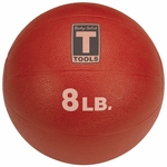 8 lb Medicine Ball-Red [BSTMB8-FS-BODY]