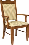 8001A Health Care Senior Living Dining Chair With Arms [8001A-FS-HKM]