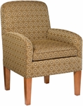 8303 Health Care Senior Living Guest Room Accent Arm Chair [8303-FS-HKM]