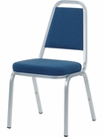 8900 Series Multi-Purpose Stack Chair with Trapezoid Back and Crown Seat [8925-VCO]