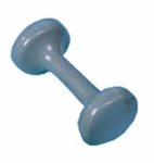 9 lb Vinyl Coated Dumbbell with Cast Iron [HAU-5518-V-FS-HAUS]