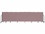 9 Panel Heavyduty Divider 16'9'' Wide [HFSL609-SCF]