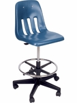 9000 Classic Series Drafting Stool [9260GCLS-VCO]