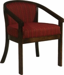 9657 Lounge Chair - Grade 1 [9657-GRADE1-ACF]