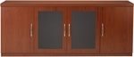 Aberdeen 72'' W x 18'' D x 29.5'' H Low Wall Cabinet - Cherry [ALCLCR-FS-MAY]