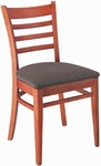 Accolade Wood Chair with Horizontal Slat Back [463-FS-CMF]
