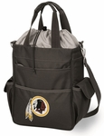 Activo Waterproof Tote - Black Washington Redskins Digital Print [614-00-175-324-2-FS-PNT]