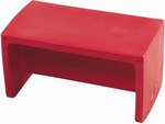 Plastic Adapta - Bench - 30''L x 15''W x 15''H [CF910-028-FS-CHF]