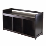 Addison Storage Bench with 3 Sections [92439-FS-WWT]