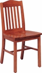 Addison Wood Chair [353-O-FS-CMF]