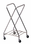 Adjustable Folding Hamper [33395-FS-BRW]