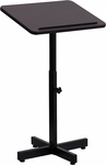 Adjustable Height Metal Lectern [XU-LECTERN-ADJ-GG]