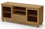 Adrian Collection TV Stand Harvest Maple [4926662-FS-SS]