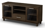 Adrian Collection TV Stand Matte Brown [4909662-FS-SS]