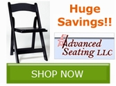 Save on select products from Advanced Seating!