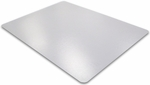 36''L x 48''W Advantagemat Phthalate Free Chair Mat for Hard Floors [PF129225EV-FS-FTX]